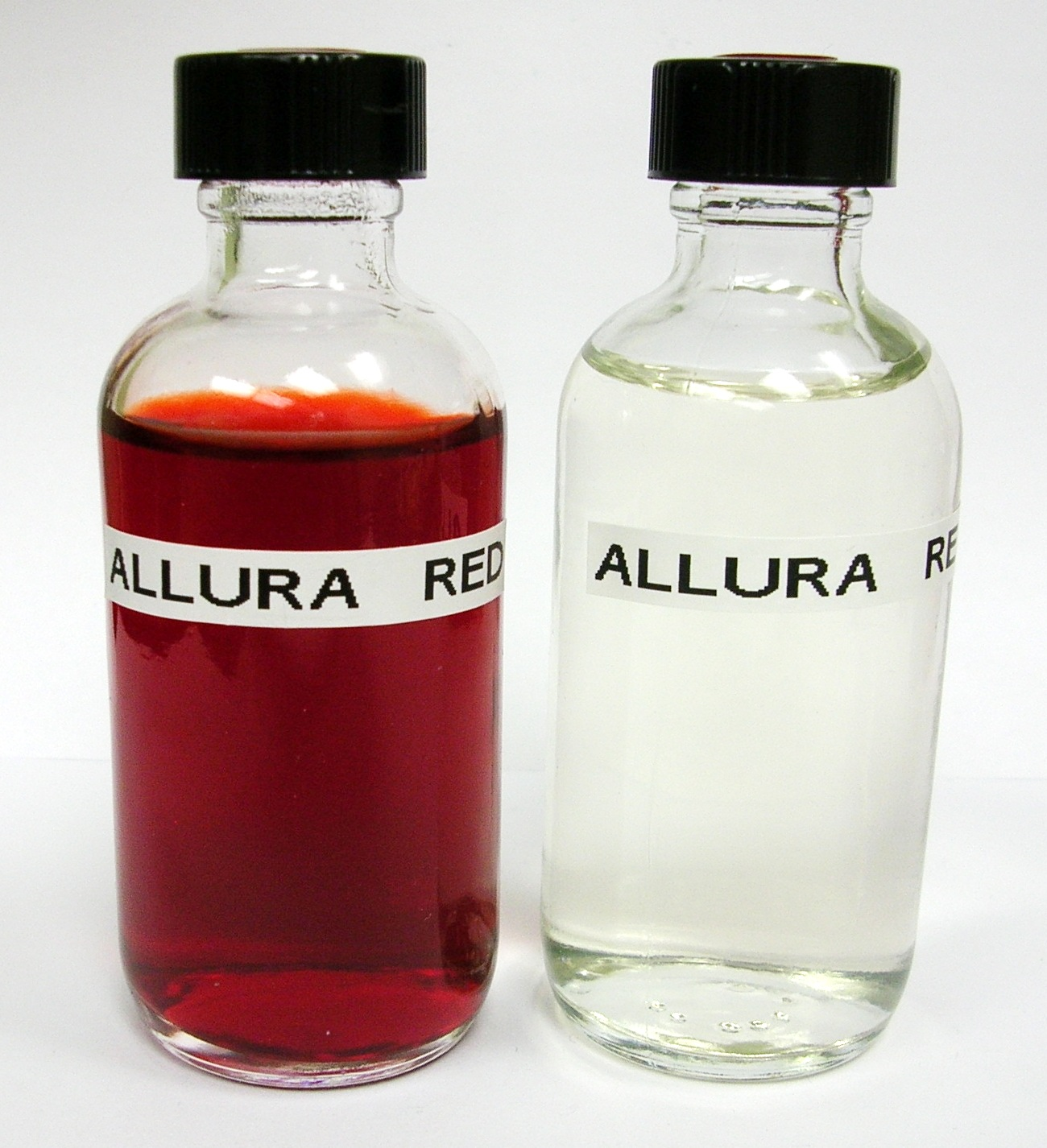 Allura Red dye no 40 wastewater decoloration Catalytic Advanced Oxidation Hydrogen Link catalyst