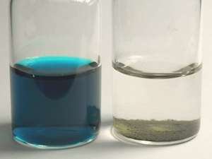 Brilliant Green dye decoloration by Catalytic Advanced Oxidation