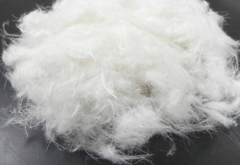 Delignified and cottonized jute fibers