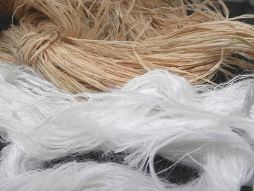 Degumming and cottonization of ramie fibers by Catalytic Advanced Oxidation