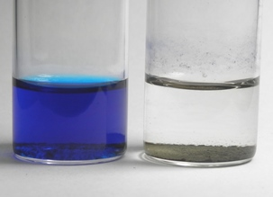 Methylene Blue decoloration Catalytic Advanced Oxidation