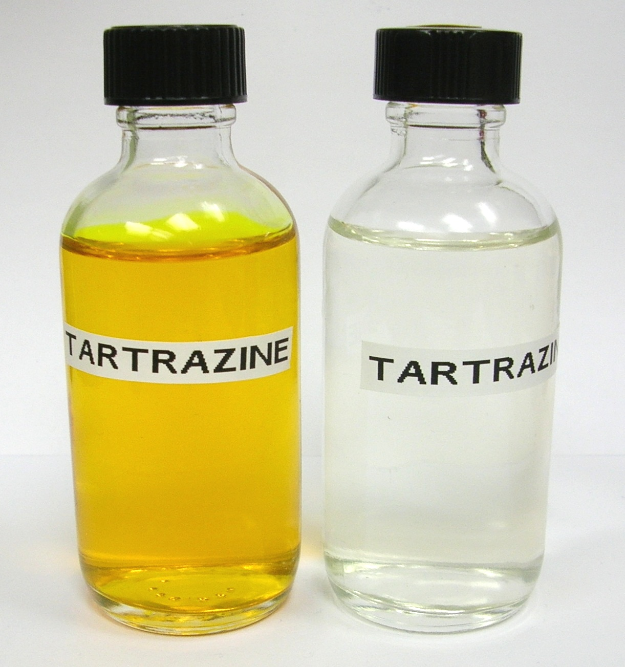 Tartrazine Azo dye wastewater decoloration Catalytic Advanced Oxidation Hydrogen Link catalyst